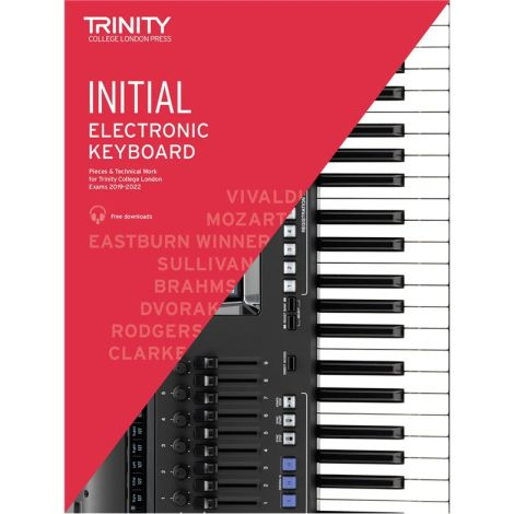 TCL TRINITY COLLEGE LONDON ELECTRONIC KEYBOARD INITIAL 2019-2020