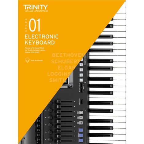 TCL TRINITY COLLEGE LONDON ELECTRONIC KEYBOARD 1 2019-2020