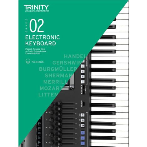 TCL TRINITY COLLEGE LONDON ELECTRONIC KEYBOARD 2 2019-2020