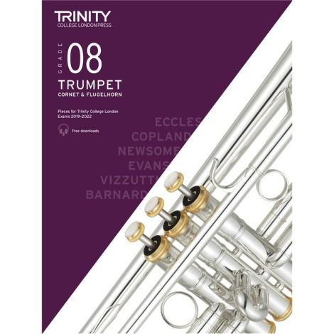 TCL TRINITY COLLEGE LONDON TRUMPET, CORNET AND FLUGELHORN 8 2019-2020