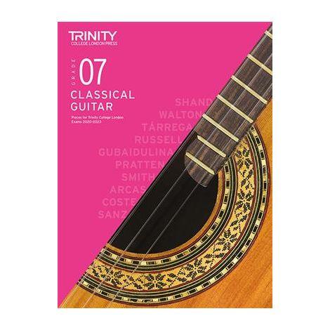 Guitar Exam Pieces 2020-2023: Grade 7