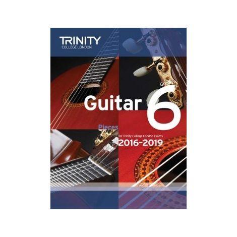 TCL Guitar Exam Pieces Grade 6 2016-2019
