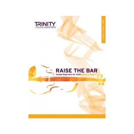 TCL Trinity College London Raise the Bar Violin book 1 (Initial - Grade 2)