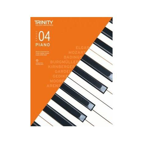 TCL Trinity College London Piano Grade 4 book & CD 2018 - 2020