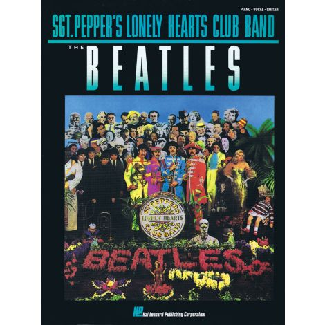 THE BEATLES  SERGEANT PEPPER'S LONELY HEARTS CLUB BAND PVG
