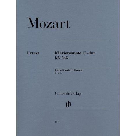 Mozart: Sonata in C, K 545 (Henle)