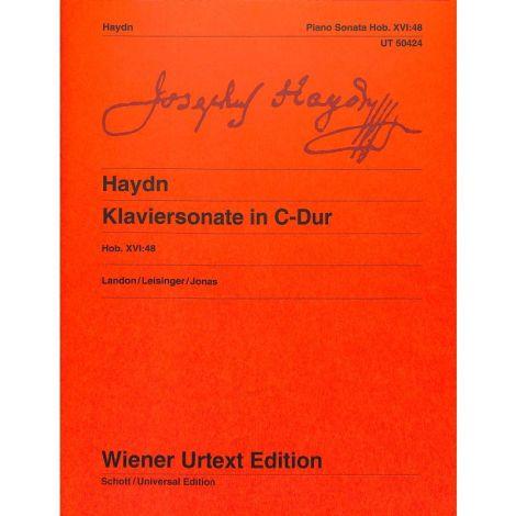 Haydn:Sonata in C major, Hob. XVI:48